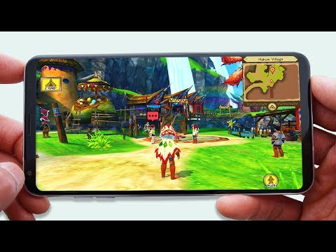 10 Beautiful Open World Games For IOS And Android - PART 1