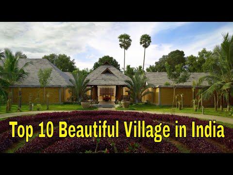 Top 10 Most Beautiful Village in India Must Visit   भारत में 10 सबसे सुंदर गांव