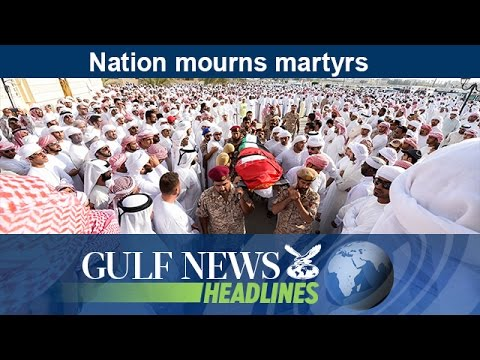 Nation in mouring - GN Headlines