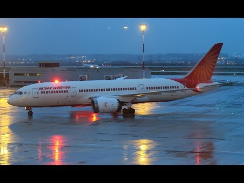[Flight Report] AIR INDIA | Paris ✈ Delhi | Boeing 787-8 | Business