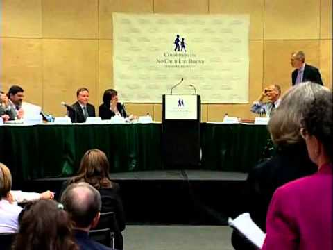No Child Left Behind Commission: Working Together for Student Success Part 2
