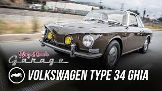 1964 Volkswagen Type 34 Ghia - Jay Leno's Garage