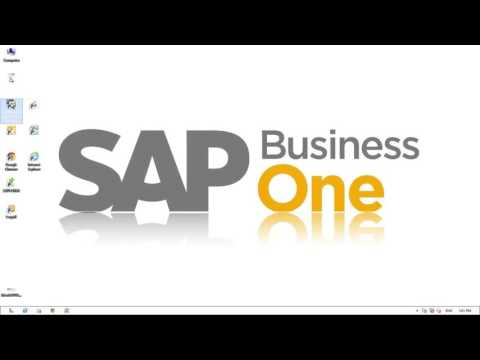 Sales Opportunities Management with SAP Business One