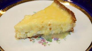 Ashley Makes A Lemon Cheesecake *fail*