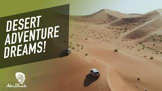 Go off-road in Abu Dhabi! | Visit Abu Dhabi