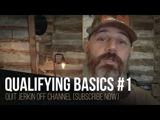 Qualifying basics #1