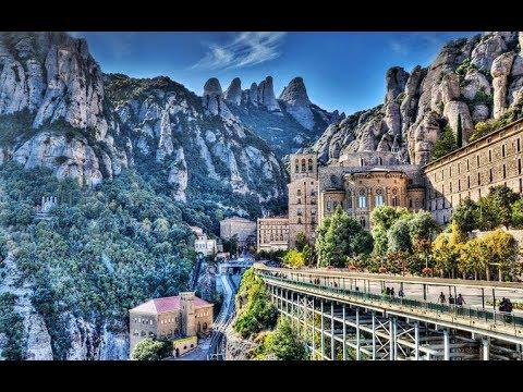 Испанский монастырь Монсеррат. Почему туда едут туристы?