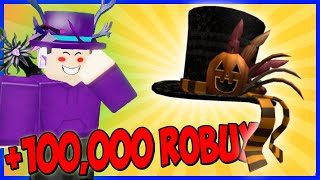 How To Profit 100,000 ROBUX With This SIMPLE TRICK [ROBLOX]