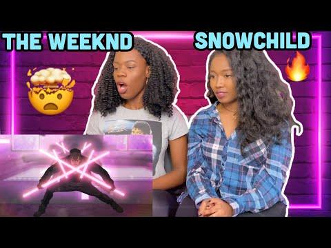 The Weeknd - Snowchild Reaction