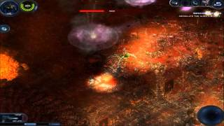 Alien Shooter Vengeance (2) Mission 15 Boss [Impossible]