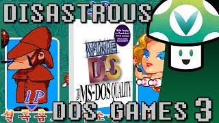 [Vinesauce] Vinny - Disastrous DOS Games 3