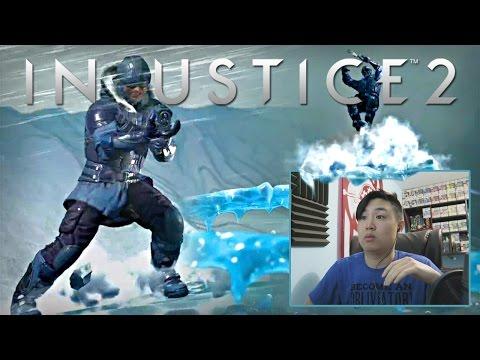 Injustice 2 - Captain Cold, Scarecrow, & Bane Trailer! [REACTION]