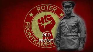 Roter Wedding - Unofficial Anthem of the Red Front