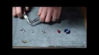 Schmuck herstellen - Mini DIY Projekt 1: Eine einfache Kette mit mehreren Anhängern herstellen Thumbnail
