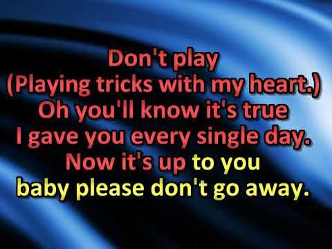 010 Modern Talking - Back for Good - Dontplay[Karaoke]