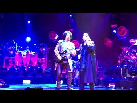Toto live 2018 - Opening show (Live in Skopje)