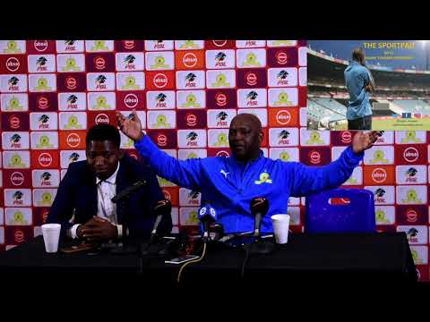 SportPad | Sun 1-1 Chi | Post Match Presser with Pitso Mosimane