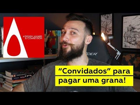 CONVITE DO A'DESIGN AWARDS É MOTIVO PRA COMEMORAR? \\ Pedro Panetto