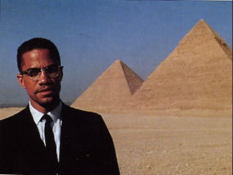 Malcolm X Speaks on Ancient Kemet/Egypt fragman