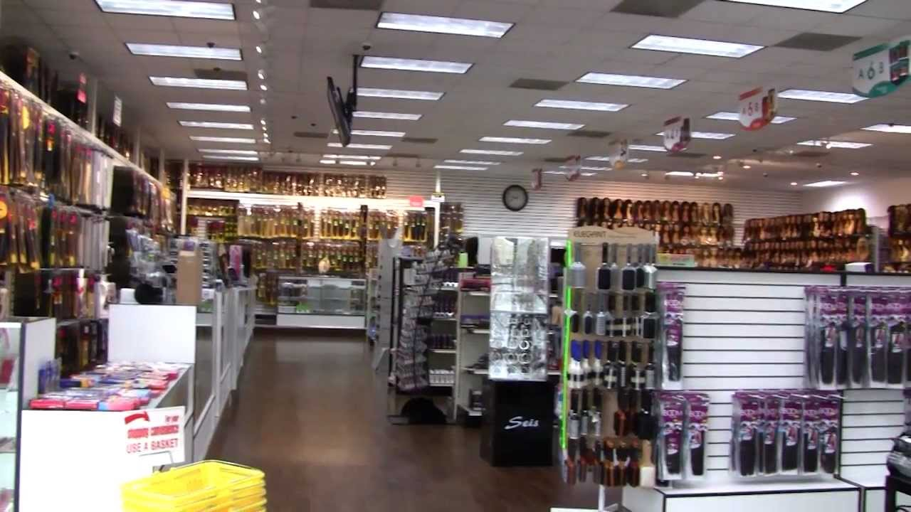 Bobos beauty supply youtube for Salon equipment and supplies