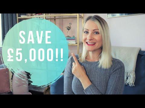 Money Saving Habits To Save £1,000's! | 10 Ways To Change Your Money Mindset. My No Buy Year.
