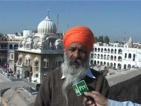 Indian Sikh Yatari talks to Pakistani Media and share their problems