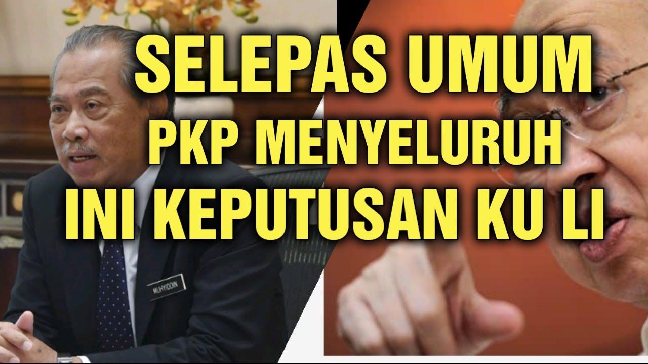 Download SEHARI SELEPAS MUHYIDDIN UMUM PKP, INI KEPUTUSAN MENGEJUT KU LI MELALUI UMNO..