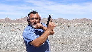Glock 19x vs Refrigerators