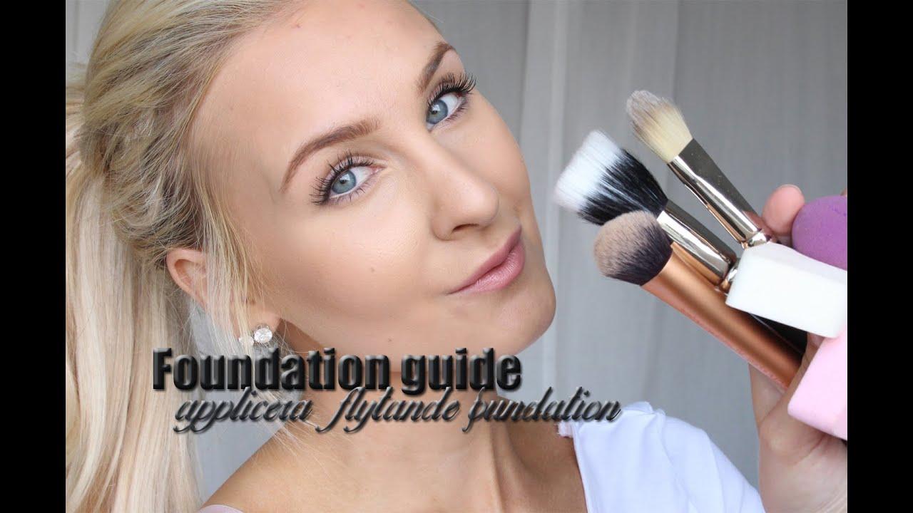 mest täckande foundation