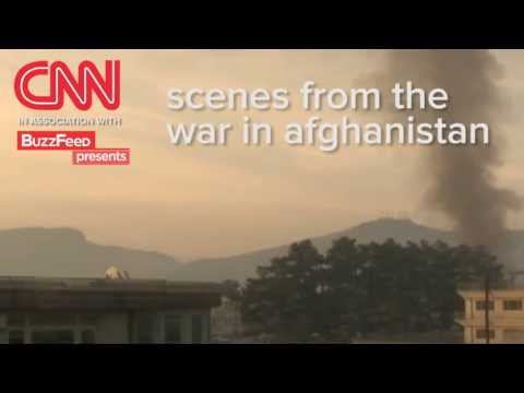 Scenes From The War in Afghanistan