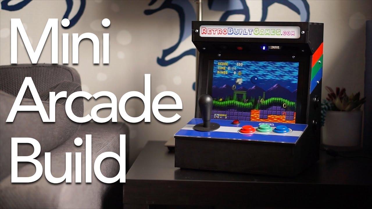 Diy Arcade Cabinet Kits More Diy Kits Shop