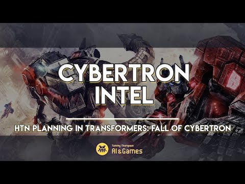HTN Planning in Transformers: Fall of Cybertron | AI and Games