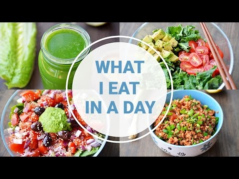 what-i-eat-in-a-day-|-healthy-vegan-recipes