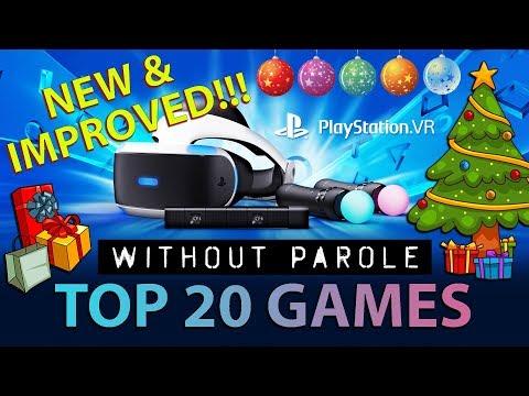 Top 20 PlayStation VR Games   December 25. 2018