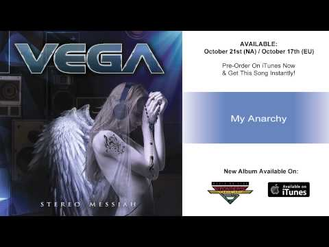 """Vega - """"My Anarchy"""" (Official Track)"""