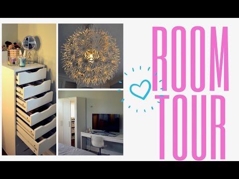 ROOM TOUR/IKEA INSPIRED