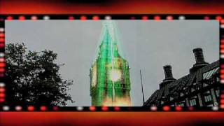 WESTMINSTER UFO ATTACK CARTOON VERSION.