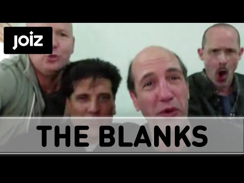 The Blanks in the most entertaining Skype interview