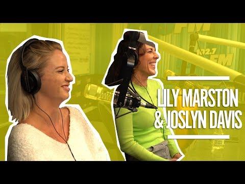 Joslyn Davis & Lily Marston Talk Shared News  Mentorship Program  JoJo Under The Influence