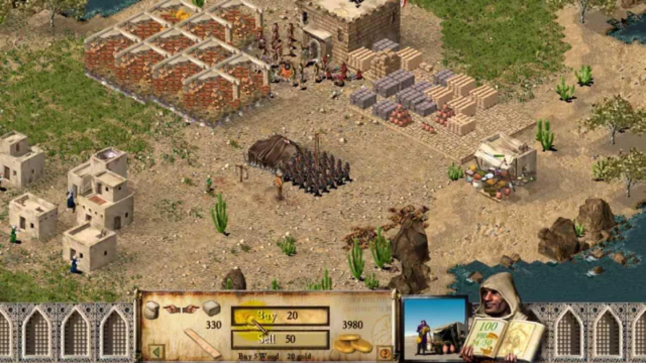 تحميل لعبة stronghold crusader 3