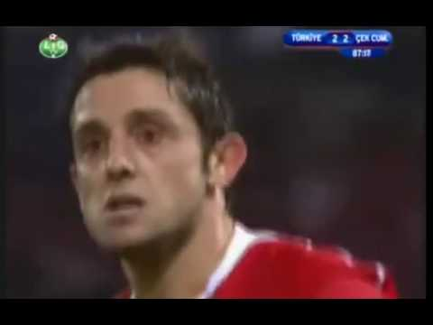 Throwback to Turkey's comeback against the Czech Republic at Euro 2008 to send them to the knockout stages