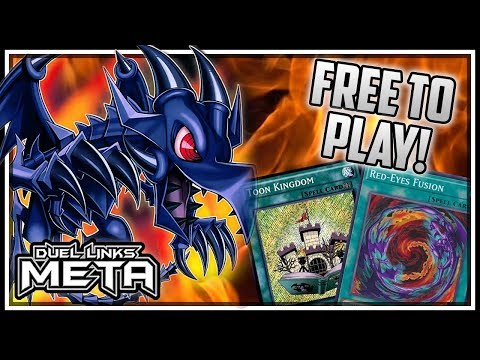 FREE TO PLAY! Red-Eyes Toons! [Yu-Gi-Oh! Duel Links]