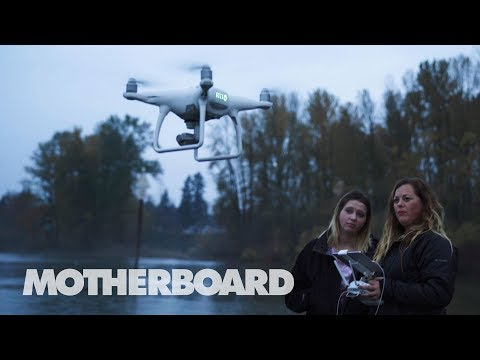 Using Drones for Good with Rhianna Lakin: Humans of the Year