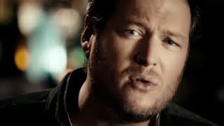 Смотреть клип Blake Shelton - Sure Be Cool If You Did