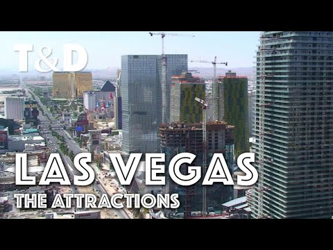 Las Vegas Tourist Guide: Las Vegas & The Strips - Travel & Discover