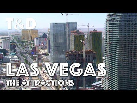 Las Vegas Tourist Guide: Las Vegas & The Strips - Travel & Discover