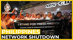Philippines largest TV network ABS-CBN ordered shut