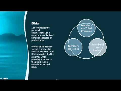 WomenSpirit Coalition Boundaries & Ethics for Supervisors