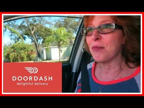 DoorDash Food Delivery   Day One 🚗