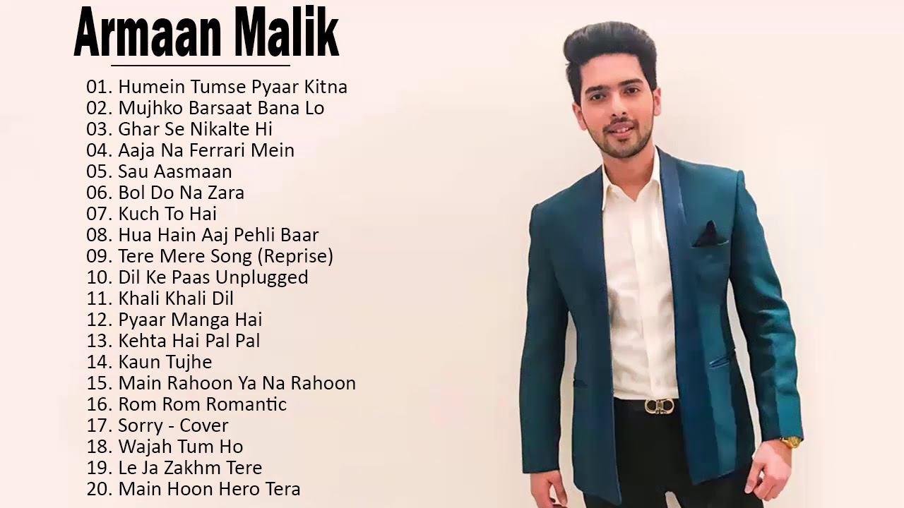 Armaan Malik - Best Latest Bollywood Songs 2020 - Romantic Hindi Songs 2020
